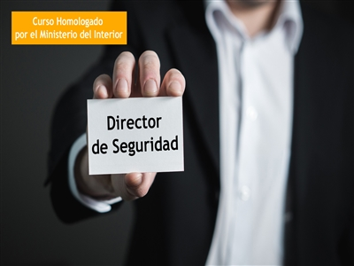 Director de Seguridad ( CURSO SUPERIOR UNIVERSITARIO A DISTANCIA)